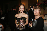 Zoe Tapper and her mother Yvonne tapper, Royal Charity premiere of 'These Foolish things' in aid of the National Osteoporosis Society. Kensington Odeon and afterwards at Claridges. 8 March 2006. ONE TIME USE ONLY - DO NOT ARCHIVE  © Copyright Photograph by Dafydd Jones 66 Stockwell Park Rd. London SW9 0DA Tel 020 7733 0108 www.dafjones.com