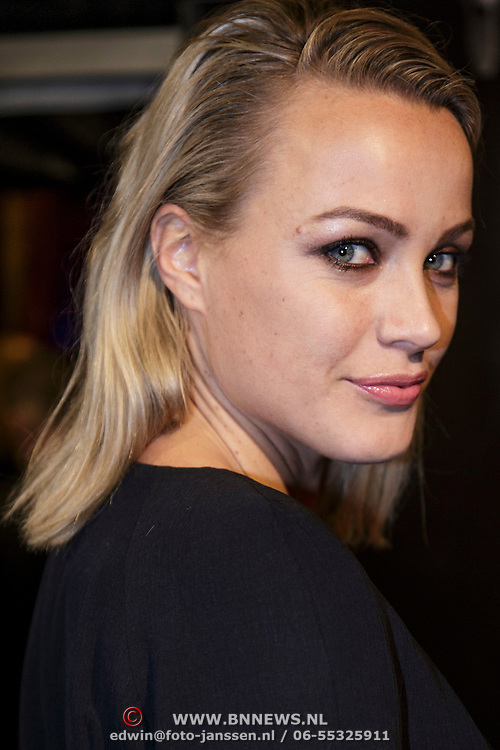NLD/Amsterdam/20150211 - Premiere Fifty Shades of Grey, Tess Milne