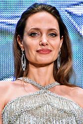 October 3, 2019, Tokio, Tokio, Japan: Angelina Jolie bei der Premiere des Kinofilms 'Maleficent: Mächte der Finsternis / Maleficent: Mistress of Evil' in der Roppongi Hills Arena. Tokio, 03.10.2019 (Credit Image: © Future-Image via ZUMA Press)