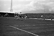 25/04/1965<br /> 04/25/1965<br /> 25 April 1965<br /> F.A.I. Cup Final: Shamrock Rovers v Limerick at Dalymount Park, Dublin.