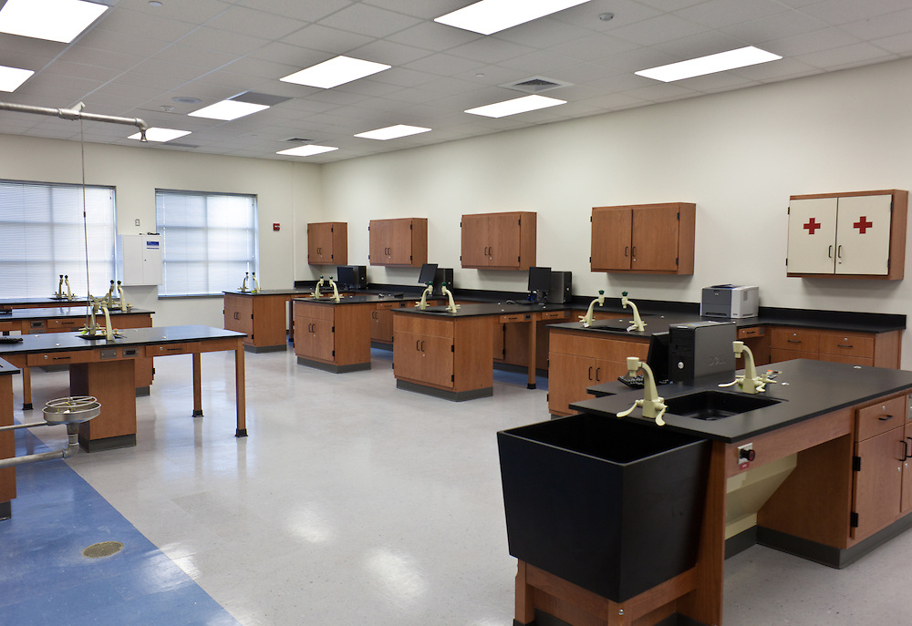 Vandergrift High School<br /> Building 1<br /> Science Lab
