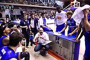 Diana Andrea<br /> Grissin Bon Reggio Emilia - Germani Basket Brescia<br /> Lega Basket  Serie A  2017/2018<br /> Bologna, 04/04/2018<br /> Foto A.Giberti / Ciamillo - Castoria