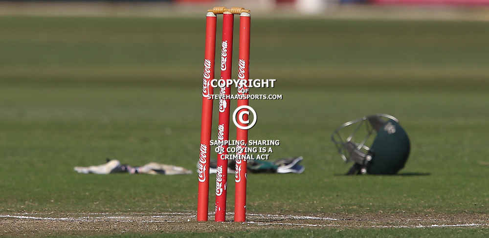 DURBAN, SOUTH AFRICA ,Sunday 19th July, GV during the  South African under 19s vs the Bangladesh under 19s Cricket Series the last ODI match at Sahara Stadium Kingsmead Sunday 19th July Durban (Photo by Steve Haag)
