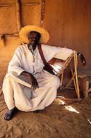 Mali - Segou - Ségoukoro - Ancien royaume Bambara - Chef du village