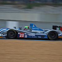 #20, Zytek 09S, Quifel-ASM Team, Drivers: Pla, Amaral, Hughes, P1, Thursday qualifying, Le Mans 24H, 2011
