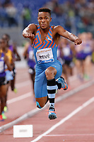 Ernesto REVE' CUBA Triple Jump <br /> Roma 04-06-2015 Stadio Olimpico<br /> IAAF Diamond League 2015 Rome<br /> Golden Gala Meeting - Track And Field Athletics Meeting<br /> Foto Sebastian Seglingen / ARK / Insidefoto