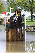 *** during the International Horse Trials at Chatsworth, Bakewell, United Kingdom on 13 May 2018. Picture by George Franks.