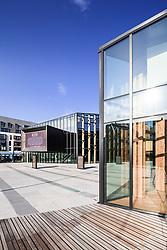 AS.Architecture-Studio • La Grande Passerelle Cultural Hub, Saint-Malo