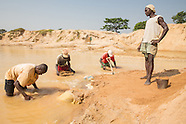 Diamond mining in Tongo Field