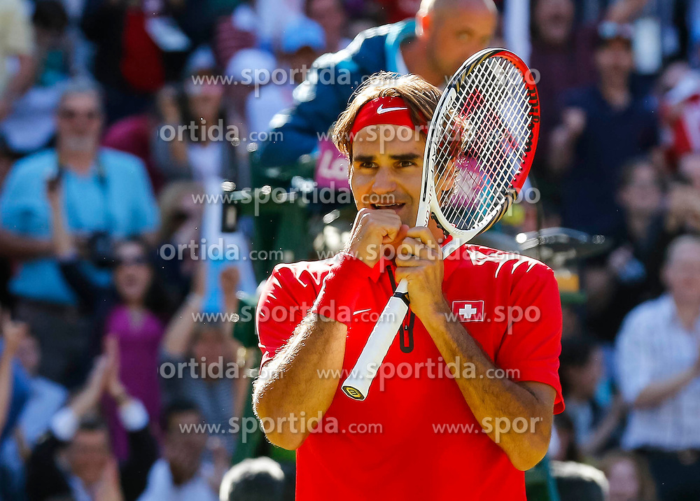 Olympic Games London 2012, Tennis men.Roger Federer (SUI).© pixathlon