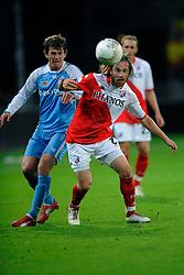 29-08-2009 VOETBAL: FC UTRECHT - SPARTA: UTRECHT<br /> Utrecht wint met 2-0 van Sparta / Gregoor van Dijk en Erik Valkenburg<br /> ©2009-WWW.FOTOHOOGENDOORN.NL