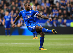 Wes Morgan of Leicester City - Mandatory by-line: Paul Roberts/JMP - 09/09/2017 - FOOTBALL - King Power Stadium - Leicester, England - Leicester City v Chelsea - Premier League