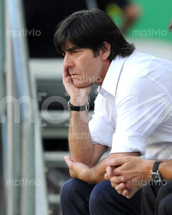 FUSSBALL INTERNATIONAL  EM 2012 Freundschaftsspiel  29.05.2011 Deutschland - Uruguay Trainer Joachim LOEW (Deutschland)