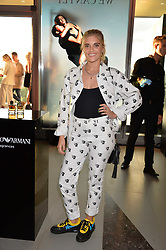 TigerLily Taylor at the Emporio Armani YOU fragrance launch at Sea Containers, 18 Upper Ground, London England. 20 July 2017.<br /> Photo by Dominic O'Neill/SilverHub 0203 174 1069 sales@silverhubmedia.com