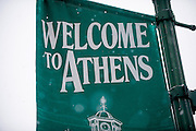 19155Winter Campus Scenes  ...Welcome to Athens