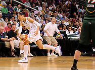 Sep 5, 2010; Phoenix, AZ, USA; Phoenix Mercury guard Diana Taurasi (3) is fouled during the first half in game two of the western conference finals in the 2010 WNBA Playoffs at US Airways Center.  Mandatory Credit: Jennifer Stewart-US PRESSWIRE