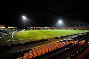 Huish Park stadium before the EFL Sky Bet League 2 match between Yeovil Town and Plymouth Argyle at Huish Park, Yeovil, England on 31 January 2017. Photo by Graham Hunt.