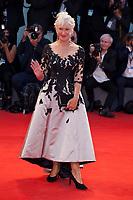 Helen Mirren at the premiere of the film The Leisure Seeker (Ella & John) at the 74th Venice Film Festival, Sala Grande on Sunday 3 September 2017, Venice Lido, Italy.