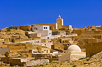 Village of Tamezret, Tunisia