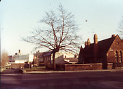 Old Dublin Amature Photos February 1984 with, Mount St, upper, lower, Stephens Lane, Pepper Cannister Church, School, Mount St, Bridge, Percy Lane,