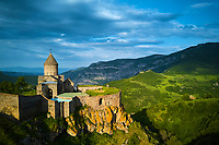 Armenie, region de Syunik, monastère de Tatev // Armenia, Syunik province, Tatev monastery