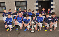 Young Bulls With Junior Cup