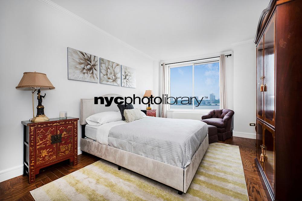 Bedroom at 200 Riverside Boulevard