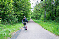 Cycling the Loire-a-Velo bike trail in Centre, France through the Foret de Charbonniere. For more information please visit http://cheeseweb.eu/2015/09/cycling-loire-a-velo-reserve-naturelle-de-saint-mesmin-orleans-france/