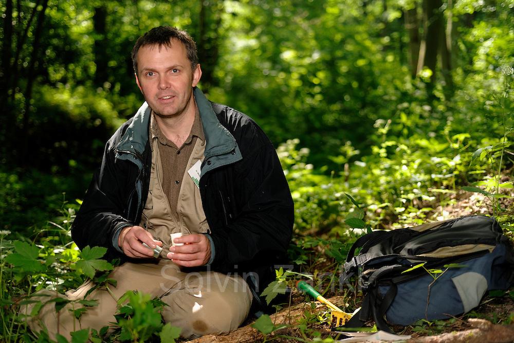 Dr. Wolfgang Beier - Käferexperte