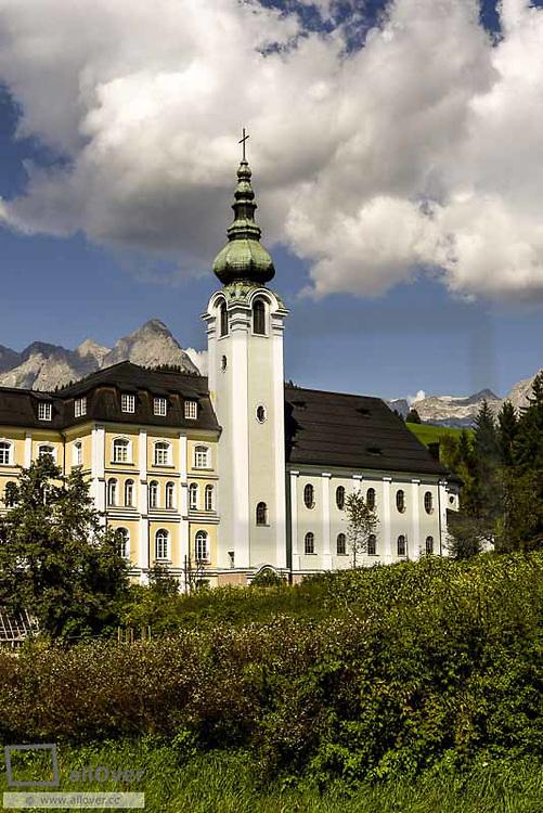 Missionshaus St. Rupert, Bischofshofen, Salzburg, Österreich