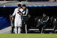 04.12.2012 SPAIN -  Champions League 12/13 Matchday 6th  match played between Real Madrid CF vs AFC Ajax (4-1) at Santiago Bernabeu stadium. The picture show Alvaro Borja Morata Martin (Spanish Forward of Real Madrid)