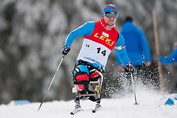 GONCHAROV Ivan, Biathlon Middle Distance, Oberried, Germany