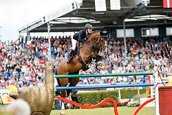Poels, Aniek (NLD), Athene<br /> Aachen - CHIO 2017<br /> Grosser Preis von Aachen Rolex Grand Prix<br /> © www.sportfotos-lafrentz.de/Stefan Lafrentz
