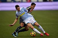 Ferrara 28-01-2018 Stadio Paolo Mazza Football Calcio Serie A 2017/2018 Spal - Inter  . Foto Andrea Staccioli / Insidefoto