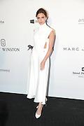 HONGKONG, CHINA - MARCH 14: (CHINA OUT) <br /> <br /> AmfAR Charity Gala In Hongkong<br /> <br /> England singer as well as England football player David Beckham\'s wife Victoria Beckham attends amfAR charity gala on March 14, 2015 in Hongkong, China.<br /> ©Exclusivepix Media