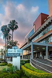O Hospital Mãe de Deus é uma obra da Congregação Carlista-Scalabriniana de São Carlos Borromeu. FOTO: Jefferson Bernardes/ Agência Preview