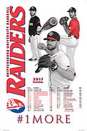 Ship Baseball 2017 Schedule Poster
