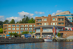 United States, Washington, Kirkland, Woodmark Hotel