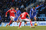 Gillingham v Swindon Town 06/02/2016