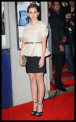 Emma Watson arriving for the premiere of her new film My Week With Marilyn, in London, Sunday, November 21st 2011   Photo by: Stephen Lock / i-Images