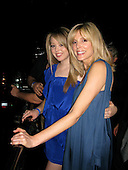 Marla Maples and daughter Tiffany Trump at Global Green 02/19/2009