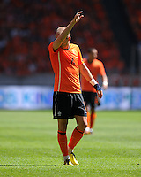Fussball International:  Testspiel       Holland - Ungarn          05.06.2010 Arjen ROBBEN (Holland)