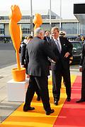 Zijne Koninklijke Hoogheid de Prins van Oranje houdt woensdag 26 mei een toespraak op de 17e editie van het internationale World Congress on Information Technology (WCIT2010) in de RAI te Amsterdam. Doel van het WCIT2010 is het uitwisselen van idee&euml;n hoe ICT-toepassingen kunnen bijdragen aan oplossingen voor mondiale problemen op economisch en sociaal gebied.////<br /> His Royal Highness the Prince of Orange is a Wednesday, May 26 speech at the 17th edition of the International World Congress on Information Technology (WCIT2010) at the RAI in Amsterdam. Purpose of the WCIT2010 is to exchange ideas about how ICT applications can contribute to solutions to global problems in economic and social spheres.