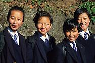 Students of tibetan school