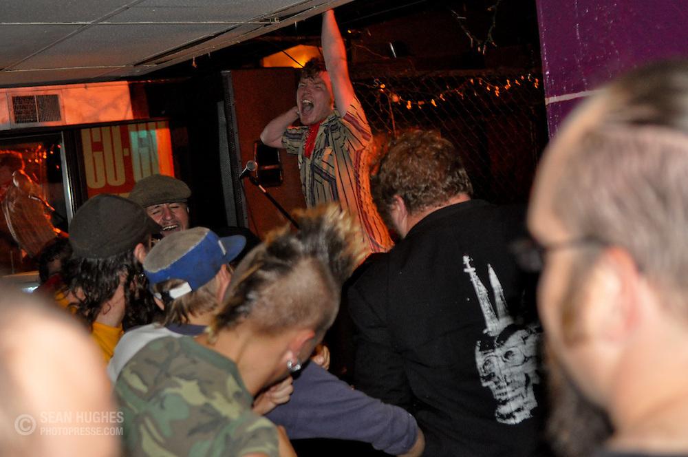 Banderas at Subway Bar and Lounge for MPMF09_Thursday