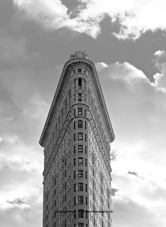 Beaux-Arts style, Flatiron Building, 175 Fifth Avenue, Flatiron District, New York, NY