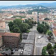 Torino giardini Cavour
