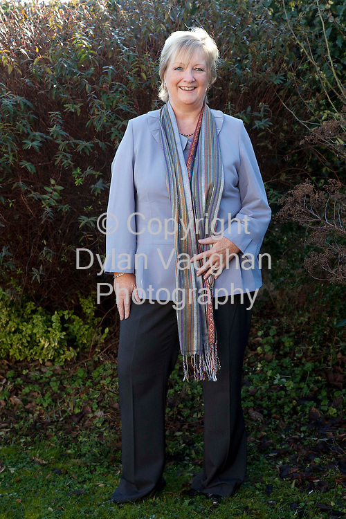 31/1/2010.Catherine Doyle pictured at her home in Dolmen Gardens Carlow..Picture Dylan Vaughan