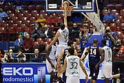 DESCRIZIONE : Milano Coppa Italia Final Eight 2014 Quarti di Finale Montepaschi Siena Acea Roma<br /> GIOCATORE : Tomas Ress<br /> CATEGORIA : Schiacciata Controcampo<br /> SQUADRA : Montepaschi Siena<br /> EVENTO : Beko Coppa Italia Final Eight 2014<br /> GARA : Montepaschi Siena Acea Roma<br /> DATA : 07/02/2014<br /> SPORT : Pallacanestro<br /> AUTORE : Agenzia Ciamillo-Castoria/A.Scaroni<br /> Galleria : Lega Basket Final Eight Coppa Italia 2014<br /> Fotonotizia : Milano Coppa Italia Final Eight 2014 Quarti di Finale Montepaschi Siena Acea Roma<br /> Predefinita :