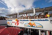 List harbour. Gosch - Germany's Northernmost fish restaurant.